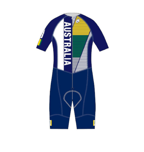 Design B - Australia World Championship 2-in-1 Skinsuit