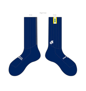 NAVY Apex Aero Socks