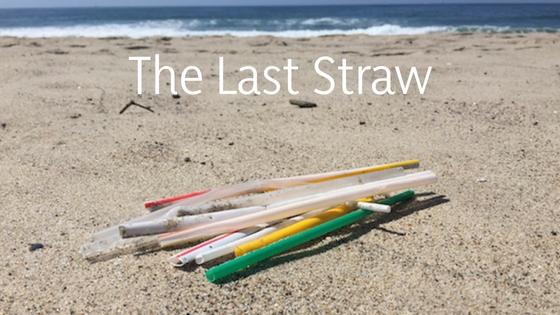 The Last Straw - #plasticfreejuly