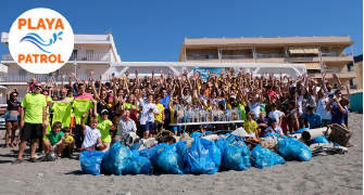 Playa Patrol Beacc Clean up Volunteers