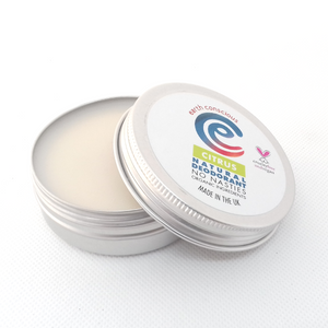 Natural deodorant, 60g tin - Citrus
