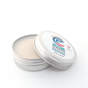 Natural deodorant, 60g tin - Strong Mint