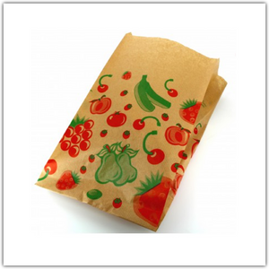 Paper bags for fruit and veg (1000 bags)