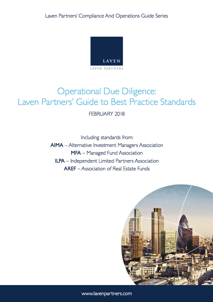 Operational Due Diligence: Laven Partners' Guide to Best Practice Standards
