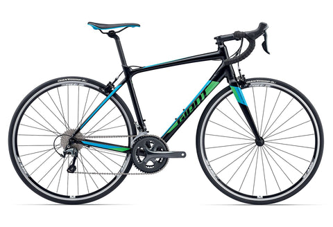 GIANT CONTEND SL 2 2017 ROAD BIKE