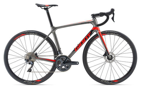 Giant TCR Advanced 1 Disc 2019 - (Pro Compact) Road Race Bike