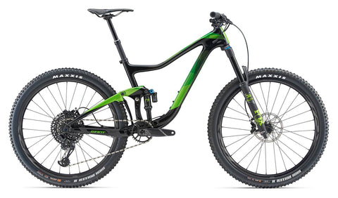 Giant Trance Advanced 1 2019 - Full Suspension Trail Mountain Bike