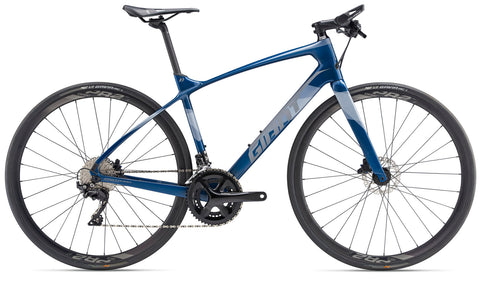 Giant FastRoad Advanced 1 2019 - Flat Bar Road Bike