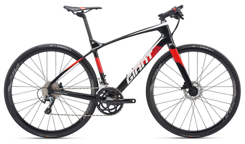 Giant FastRoad Advanced 2 2019 - Flat Bar Road Bike