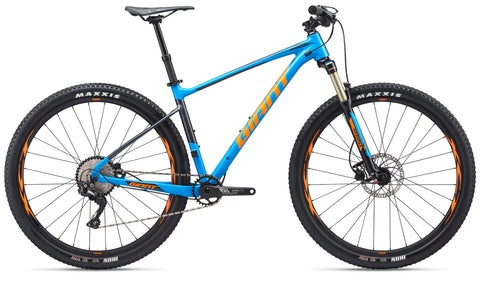 Giant Fathom 29er 2 2019 - Hardtail XC Mountain BIke
