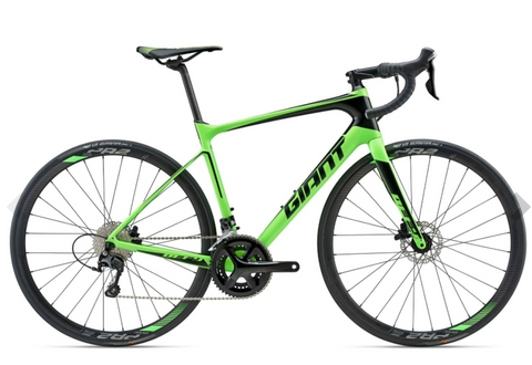 Giant Defy Advanced 2 2018 - Endurance Road Bike - Medium