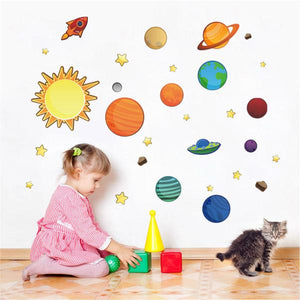 Astronomy Wall Decals