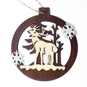 Delightful Wooden Hanging Pendants