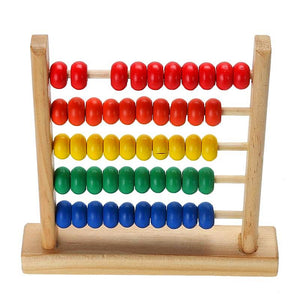 FREE!! 50 Beads Travel Abacus - Montessori Toy Box
