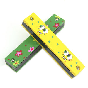 Colorful Harmonica - Montessori Toy Box