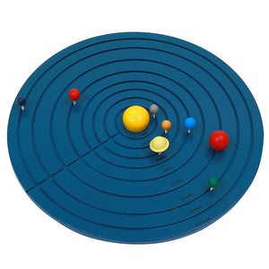 Montessori Solar System Education Model - Montessori Toy Box
