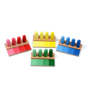 Color Resemblance Sorting Toy - Montessori Toy Box