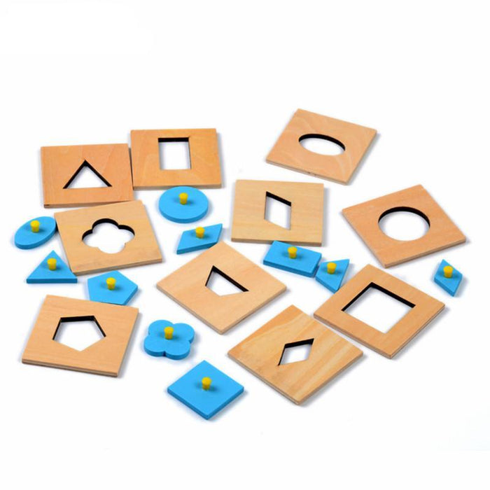 10 Learning Shapes Set