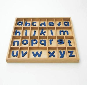 Montessori Alphabet Box (26 Pcs) - Montessori Toy Box