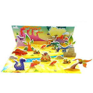 FREE!! Magical Lands 3D Puzzles - Montessori Toy Box