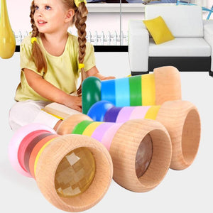 Telescopic Kaleidoscope - Montessori Toy Box