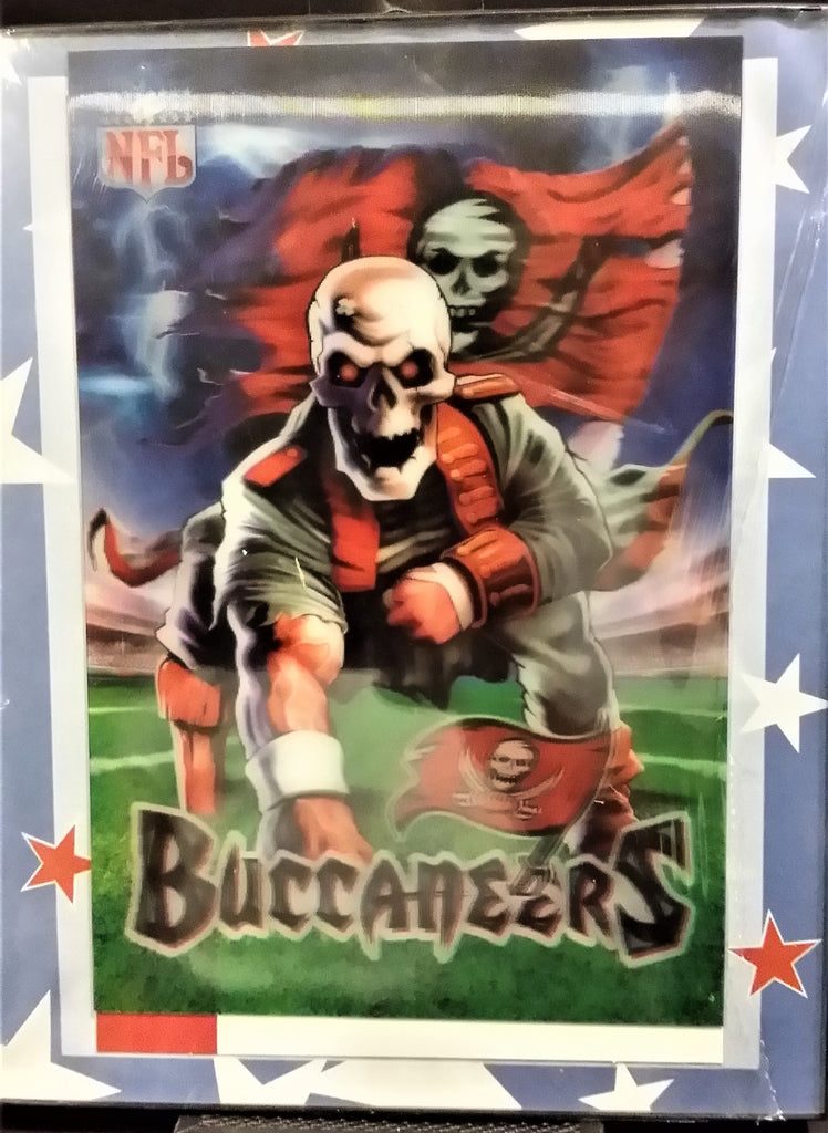 560234a91 Football - Tampa Bay Buccaneers - 3D Lenticular Posters 8