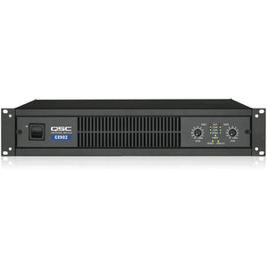 QSC CX902 2-Channel Low-Z Power Amplifier