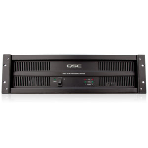 QSC ISA450 2-Channel Commercial Power Amplifier