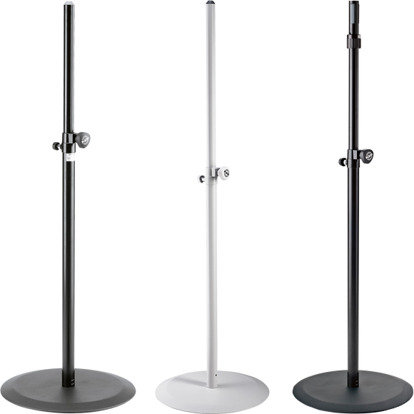 Konig & Meyer Round Base Speaker Stands