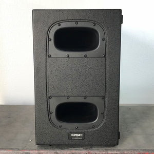 QSC KS212C 3600W Active Cardioid Subwoofer (Factory Re-Certified)
