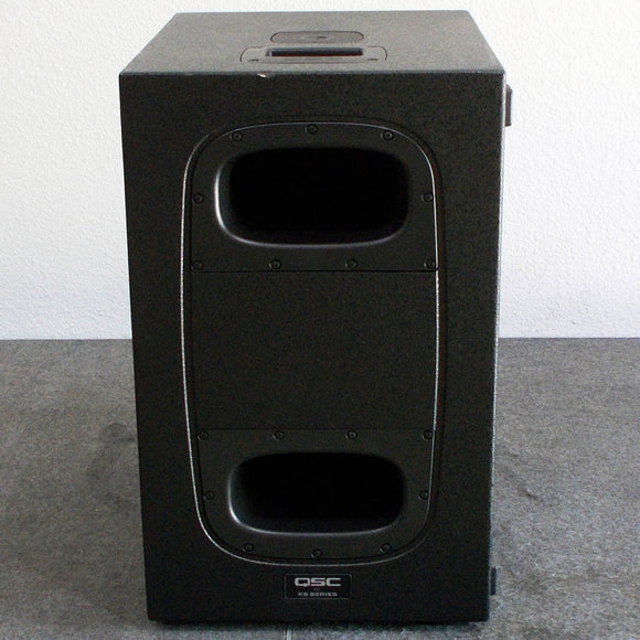 QSC KS112 Active Compact Subwoofer (Certified Used)