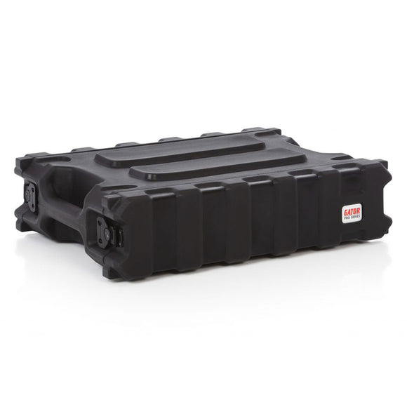 Gator Pro-Series Molded Mil-Grade PE Rack Case