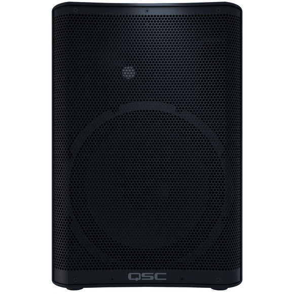 QSC CP12 1000w Compact Active Loudspeaker.