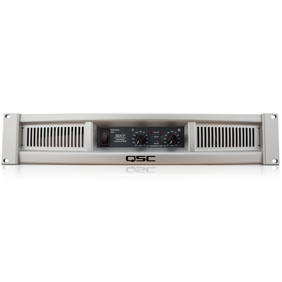 QSC GX7 Power Amplifier
