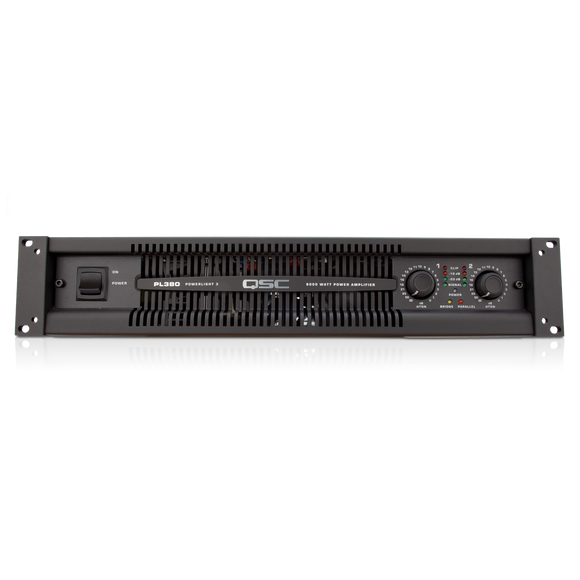 QSC PL380 8000w Power Amplifier