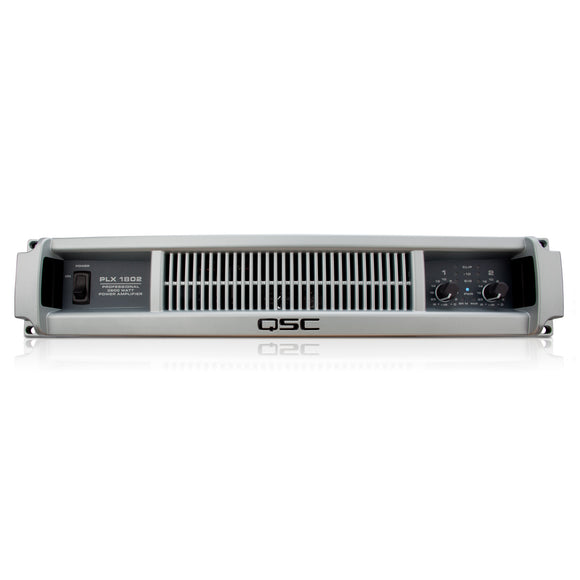 QSC PLX1802 1800w Power Amplifier