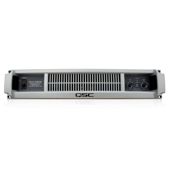 QSC PLX3602 3600w Power Amplifier