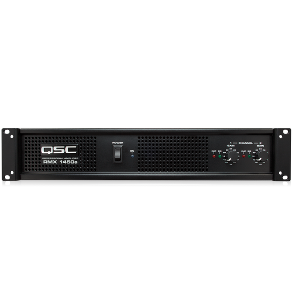 QSC RMX1450a Power Amplifier