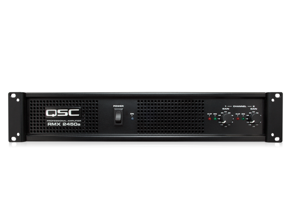 QSC RMX2450a Power Amplifier