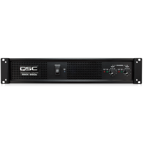 QSC RMX850a Power Amplifier