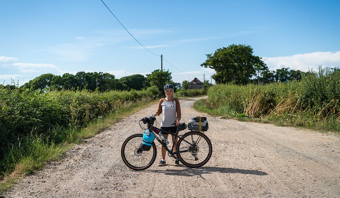 The Time is Now - Bike Packing on the Isle of Wight
