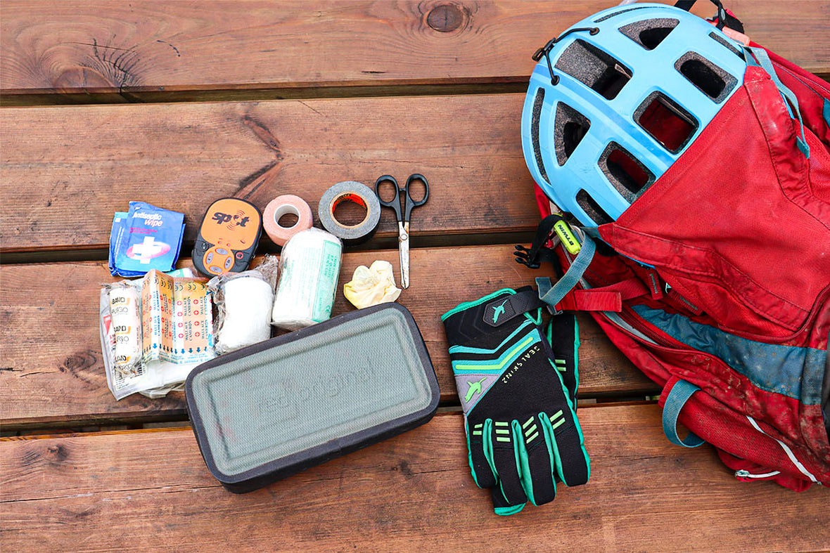 How To Make A Mini First Aid Kit Using Our Waterproof Pouch