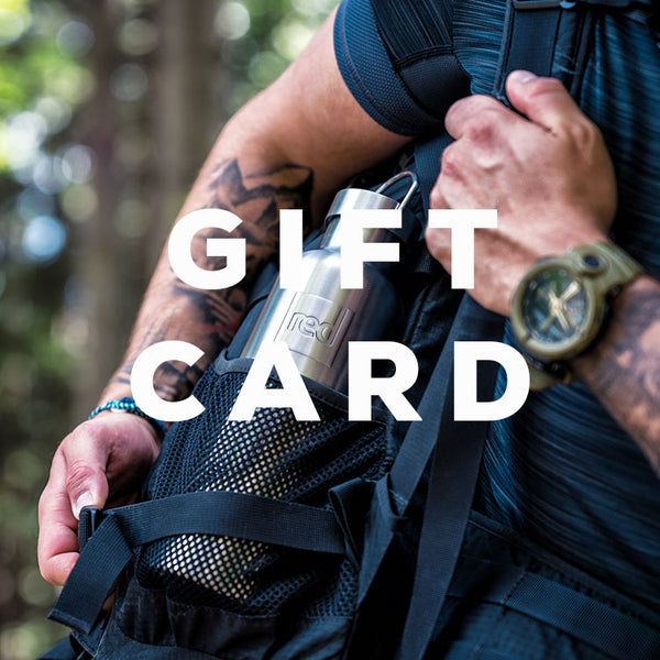 Red Original Gift Card