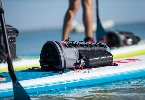 Deck Bag on paddle board