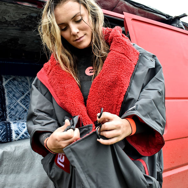 Women's Surf Changing Robe