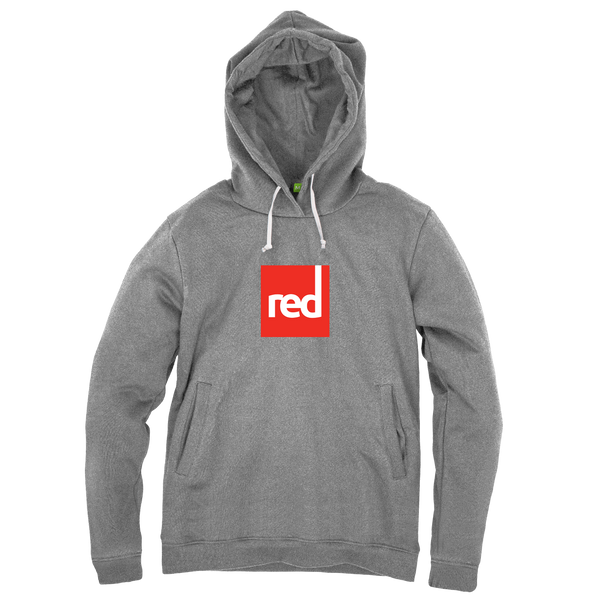 Flat Studio image of Red Original Red Square Hoodie