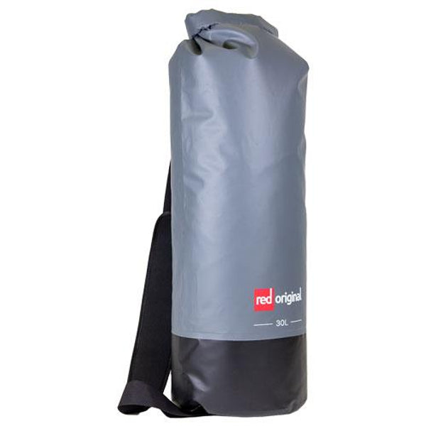 Red Original Roll Top Dry Bag on white background