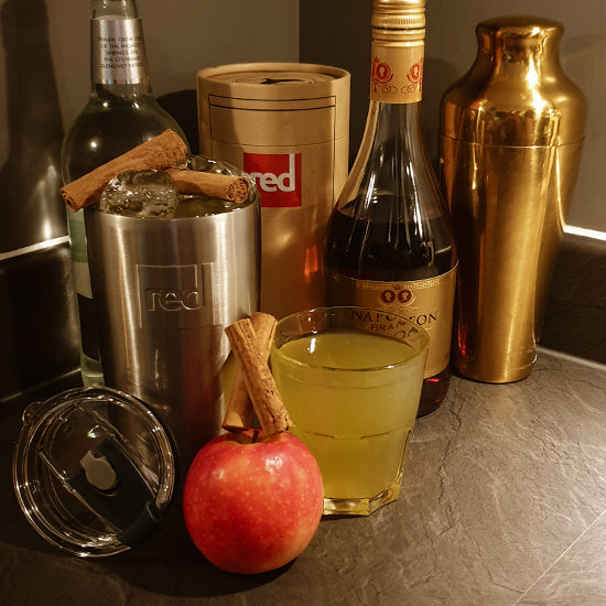 White Wine Apple Spritzer