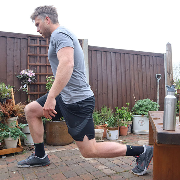 Man Lunges