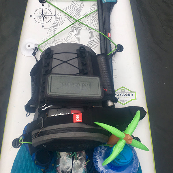 Deckbag and Dry Pouch